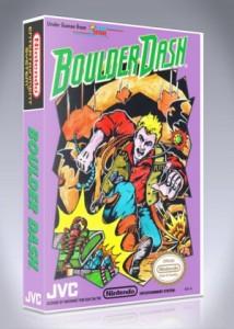 NES - Boulder Dash