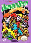 NES - Boulder Dash (front)