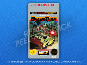 NES - BreakThru Label