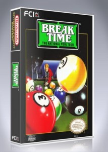 NES - Break Time: The National Pool Tour