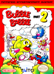NES - Bubble Bobble Part 2 (front)