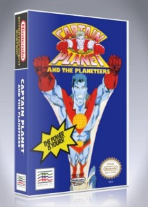 NES - Captain Planet and the Planeteers