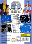 NES - Captain Planet and the Planeteers (back)