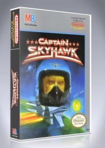 NES - Captain Skyhawk