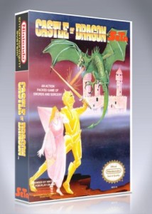 NES - Castle of Dragon