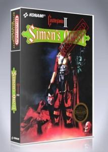 NES - Castlevania II: Simon's Quest REDACTED