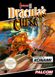 NES - Castlevania III: Dracula's Curse PAL-B (front)