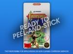 NES - Castlevania Label