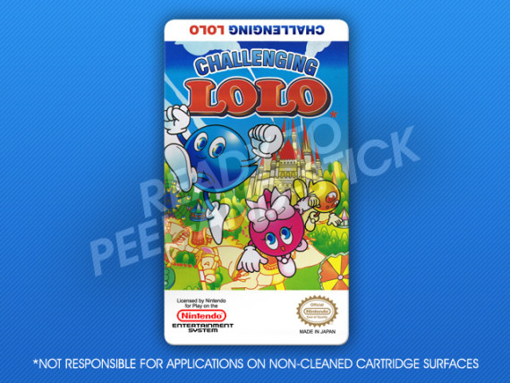 NES - Challenging Lolo
