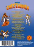 NES - Cheetahmen II (back)