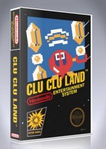 NES - Clu Clu Land