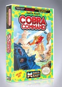 NES - Cobra Command