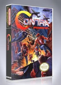 NES - Contra Force