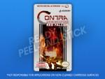 NES - Contra: Revenge of the Red Falcon Label