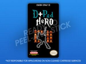 NES - D+Pad Hero