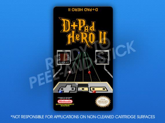 NES - D+Pad Hero II