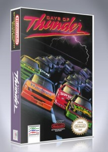 NES - Days of Thunder