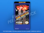 NES -  Die Hard Label