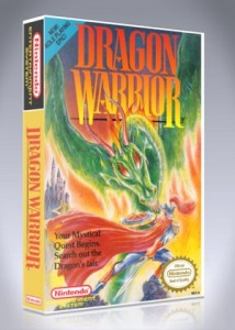 NES - Dragon Warrior