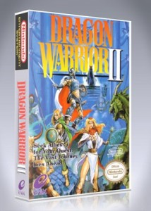 NES - Dragon Warrior II