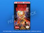 NES - Dragon Warrior III