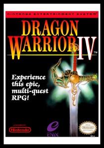 NES - Dragon Warrior IV