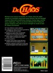 NES - Dr. Chaos (back)