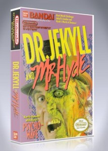 NES - Dr. Jekyll and Mr. Hyde