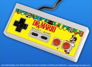 NES - Dr. Mario Overlay