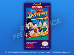 NES - Duck Tales 3 Label