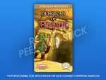 NES - Dungeons of Hyrule Label