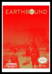 NES - Earthbound Poster