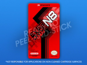NES - Everdrive N8 Label