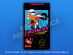 NES - Excitebike Label