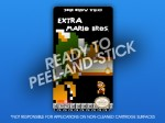NES - Extra Mario Bros. Label