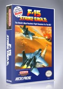 NES - F-15 Strike Eagle