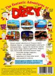 NES - Fantastic Adventures of Dizzy (back)