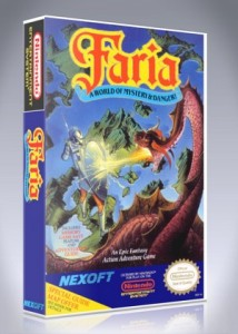 NES - Faria: A World of Mystery and Danger!