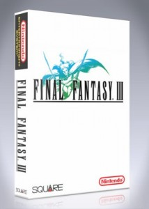 NES - Final Fantasy III