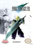 NES - Final Fantasy VII (front)