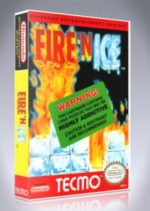 NES - Fire 'N Ice