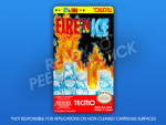 NES - Fire 'n Ice Label