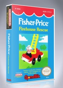 NES - Fisher-Price: Firehouse Rescue