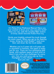 NES - Fisher-Price: Firehouse Rescue (back)
