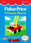 NES - Fisher-Price: Firehouse Rescue (front)