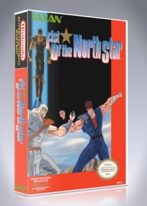 NES - Fist of the North Star