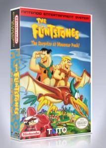 NES - Flintstones, The: The Surprise at Dinsoaur Peak!