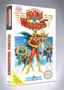 NES - Flying Warriors