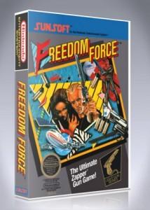 NES - Freedom Force