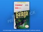 NES - Galaga Label